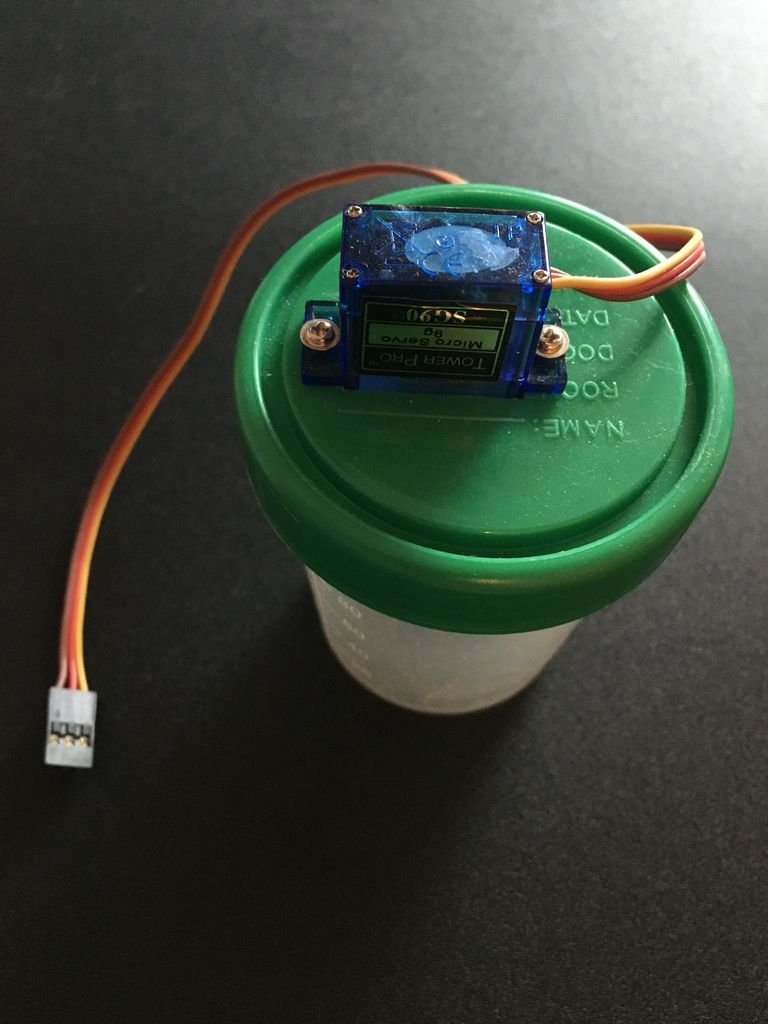 Picture of Fish Feeder / Arduino /