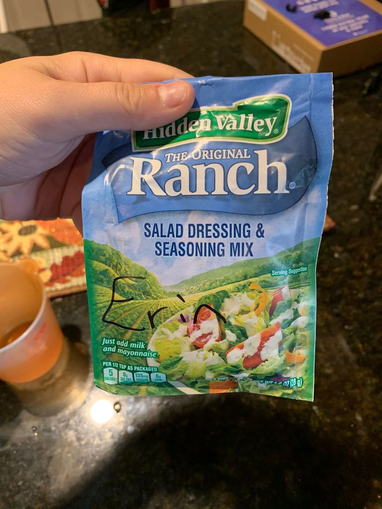 Picture of Add Hidden Valley Ranch Packet