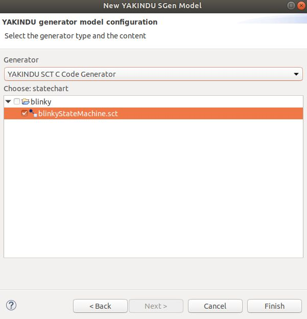 Picture of Installing YAKINDU Statechart Tools As a Plugin to Code Composer Studio