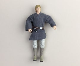 Action Figure Clothing