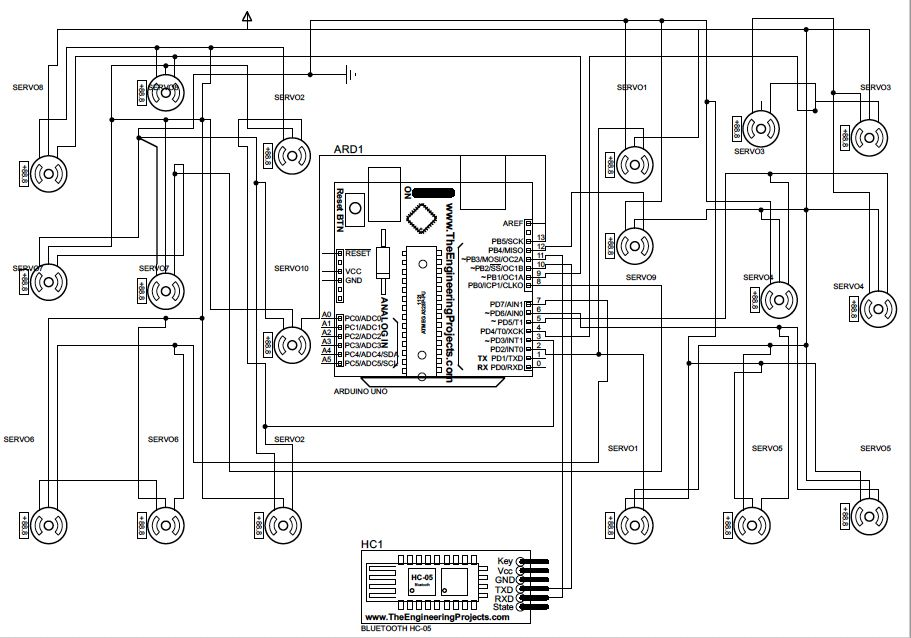 Picture of Wiring and Connection