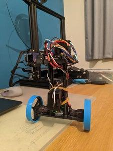 Self Balancing Robot - PID Control Algorithm