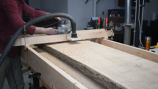 Routing the Slab