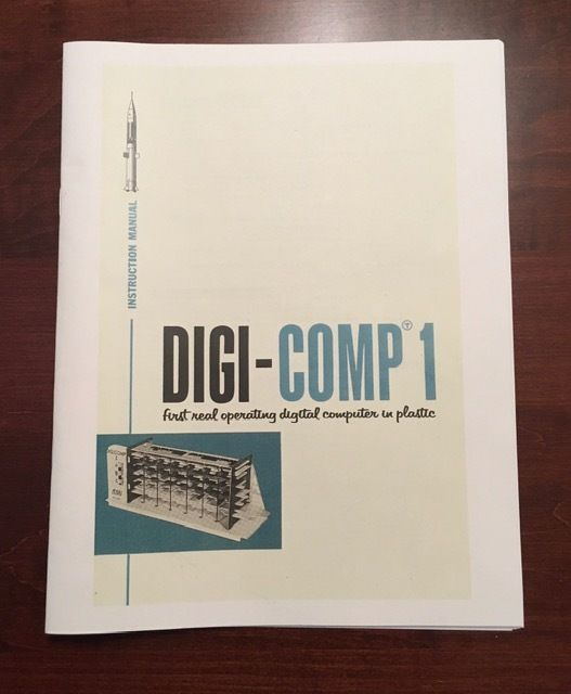 Picture of Digi-Comp I Redux