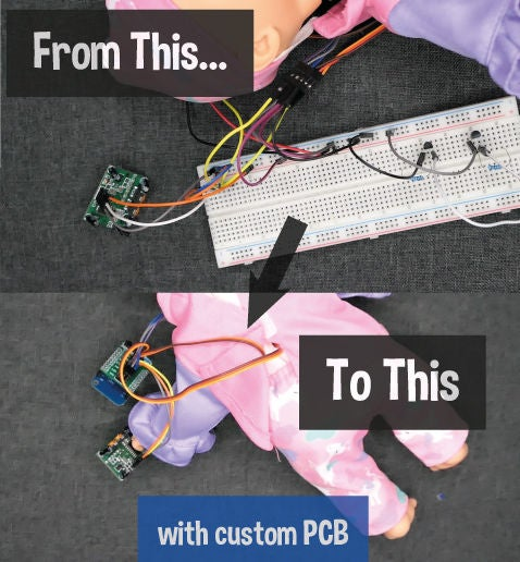 Picture of Using a Custom PCB