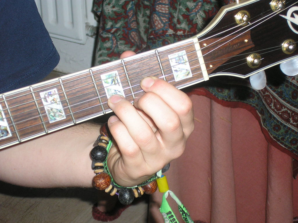 Picture of Major Chords