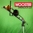 DIY Camera Crane - The Wooster Sherlock 2.0 with Manual Tilt