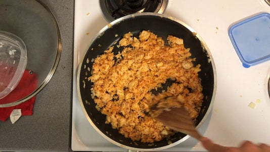 Step5: Final Preparing of Rice (This Is Called Chicken Rice)
