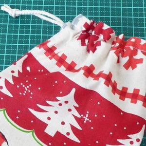 Reusable Fabric Gift Bag
