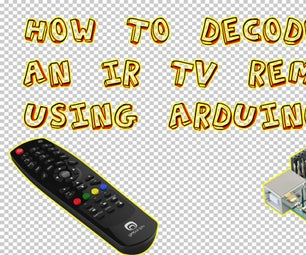 How to Decode the NEC Remote Value Using TSOP1838 and Arduino Uno
