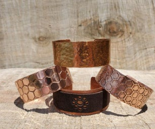 How to Make Copper Bracelets