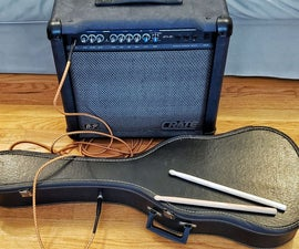 Multipurpose Percussion Case