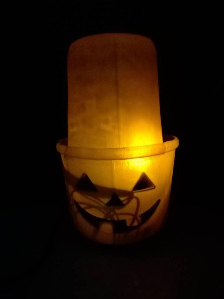 Picture of Pumpkin Night Light