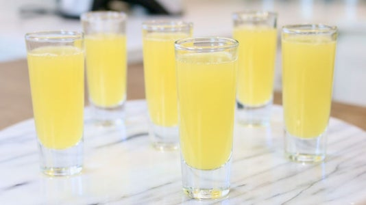 How to Make a Superfood Ginger Wellness Shot