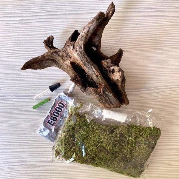 Picture of Cedar Driftwood Planter