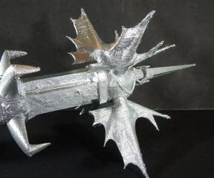 用于制作3D打印有机曲线