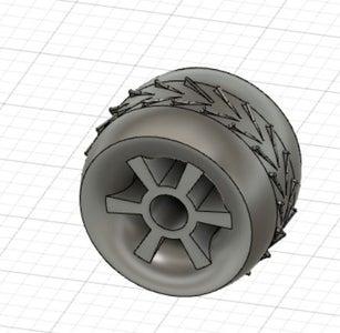 Step5:making Wheels