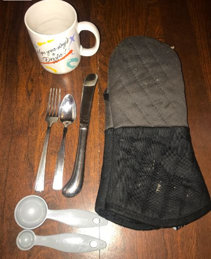 Picture of Gather the Following Supplies