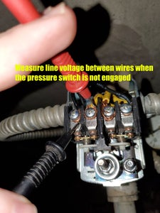 Diagnose the Issue - Well Pump and Electricity