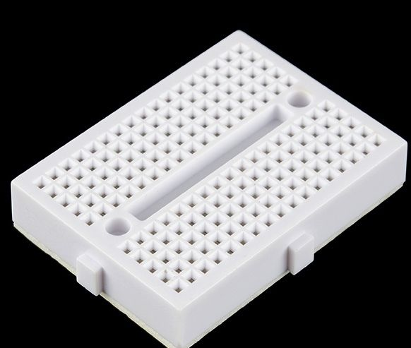 Picture of Get Parts:  Breadboard, MicroUSB, LED And...?