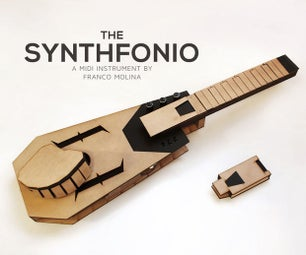 The Synthfonio - a Musical Instrument for Everyone