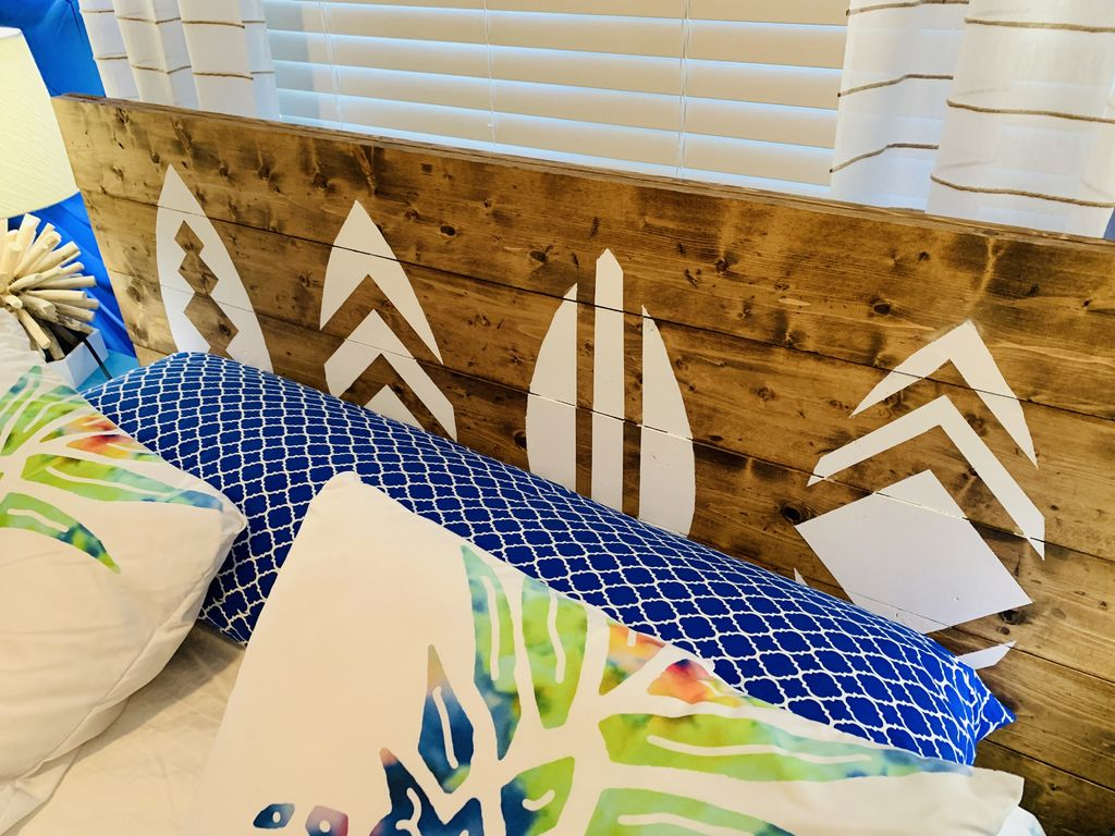 Picture of How to Make an Amazing Surfboard Headboard With Just a Few Tools