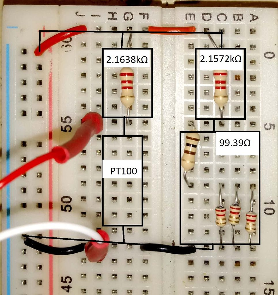 Picture of Creating the Circuit
