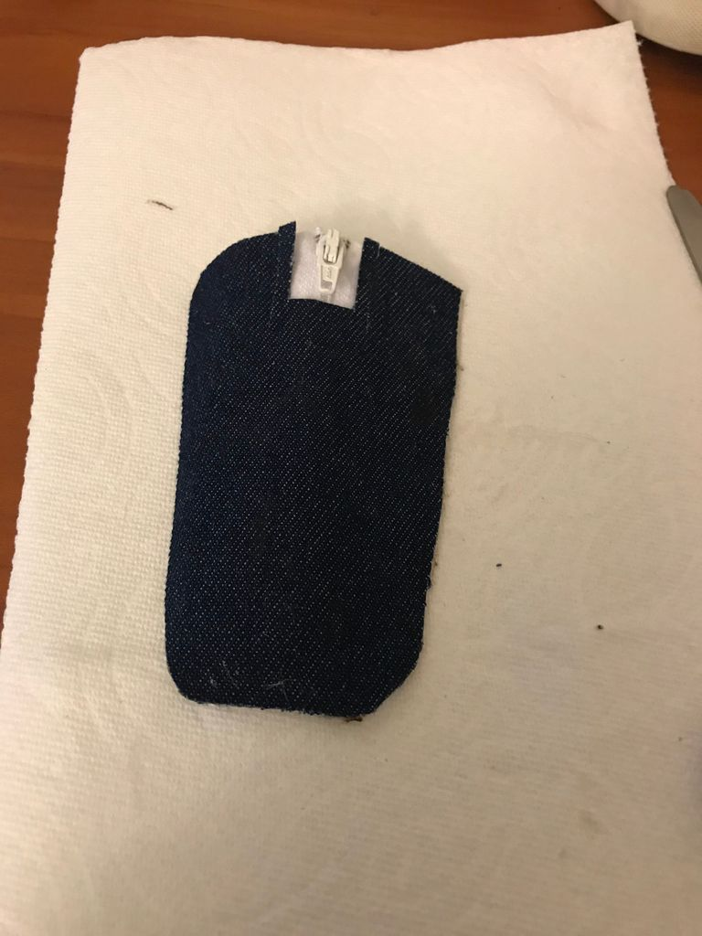 Picture of Add a Tab and Velcro