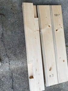 Cutting Legs for Side Rails.