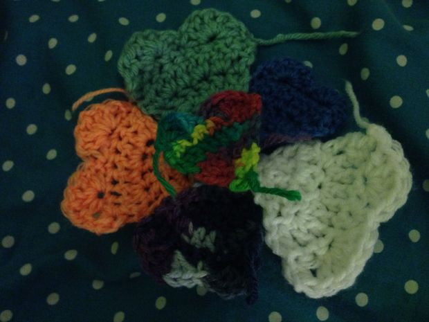 Picture of How to Crochet a Heart