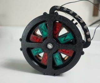 Rain Power Generator