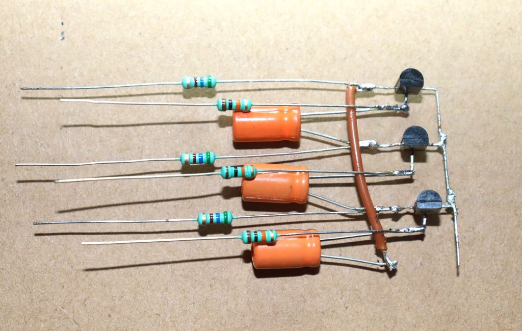 Picture of Connect 10K Resistors