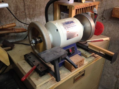 Keep Your Sharpening Stations Close By