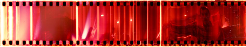 Picture of Some Slit Scan Images.