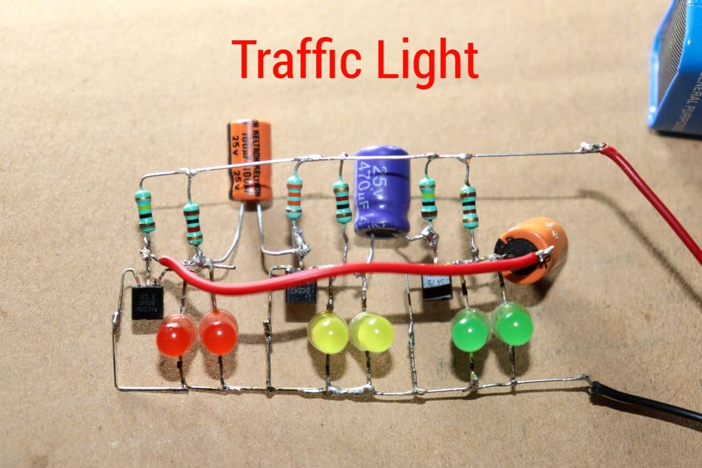 Picture of Traffic Light Project