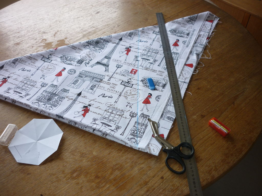 Picture of Folding and Cutting