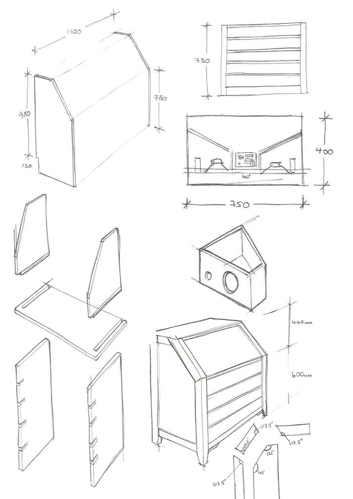 Picture of Initial Design