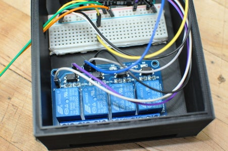 Putting Electronics in Box