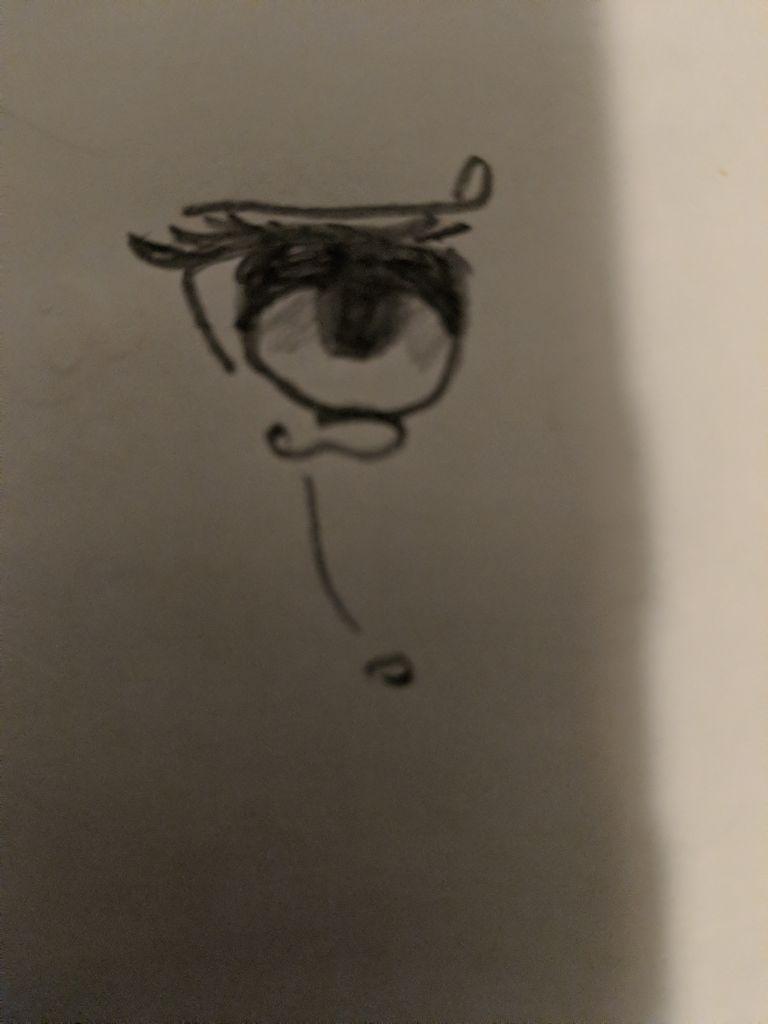 Picture of Eyelashes!