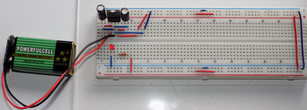 Picture of 7805 Linear Voltage Regulator