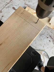Assemble Sides of the Workbench.