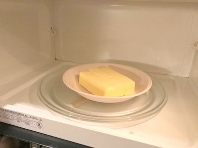 Melting the Butter: