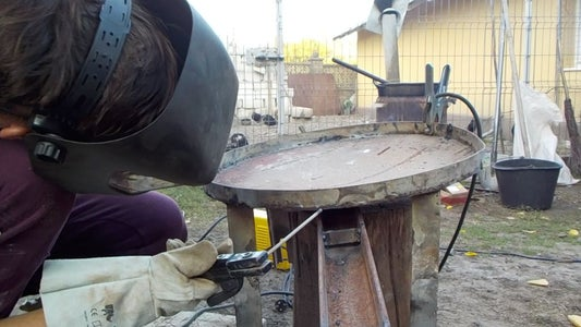 Preparations for the Safety of the Copper Boiler.
