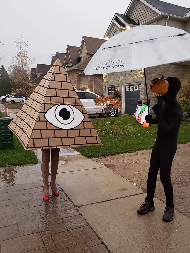 Picture of Easy Halloween Illuminaughty Costume