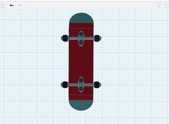 Picture of Making Wheel and Skateboard Body