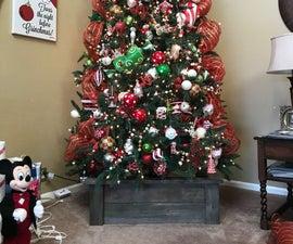 Christmas Tree Base Box