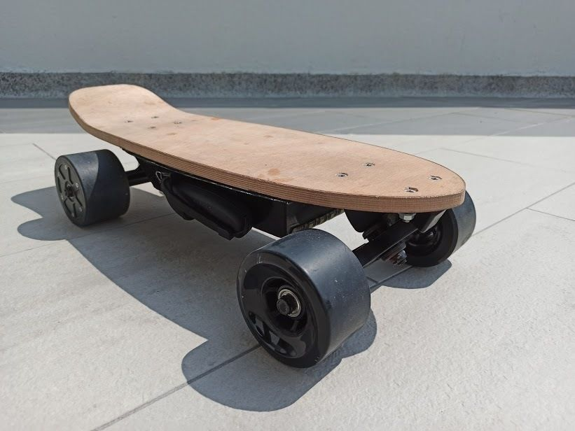 Picture of DIY Short Electric Skateboard