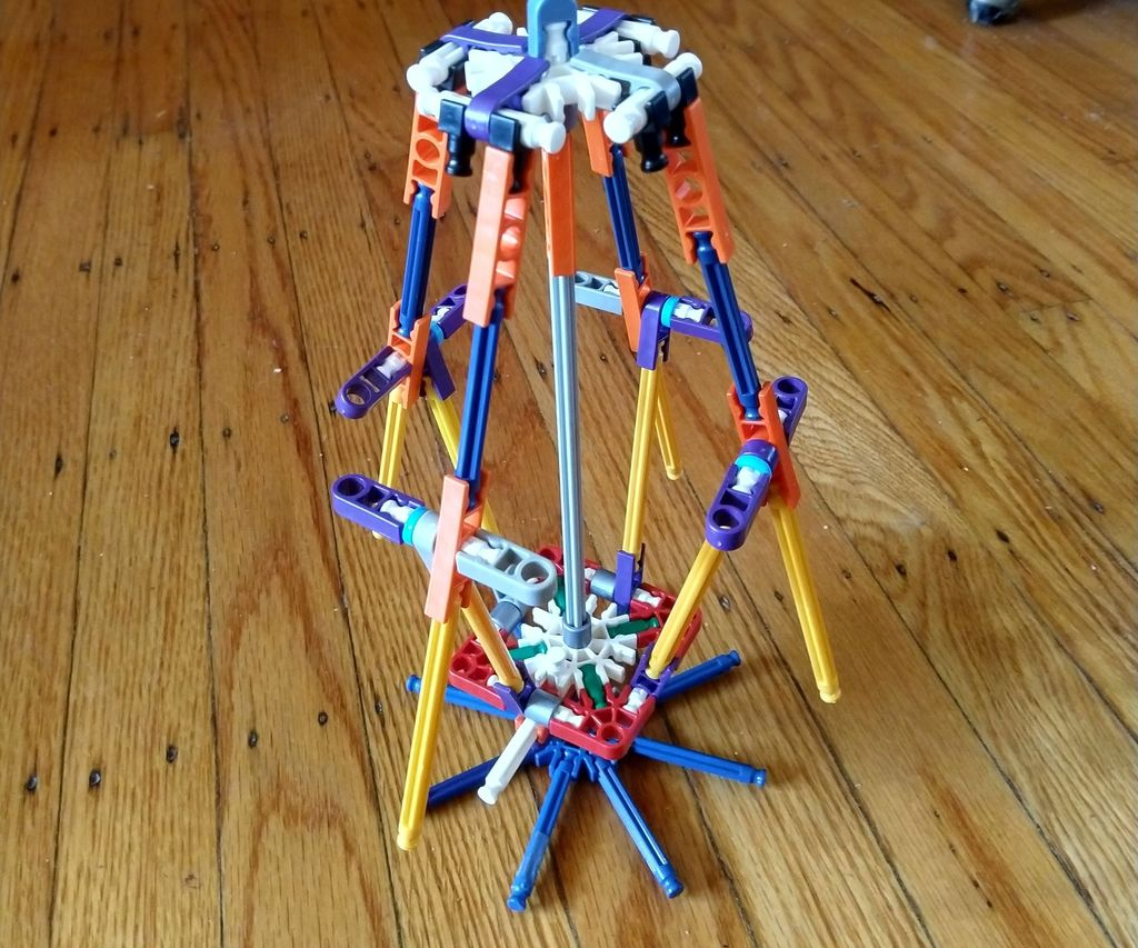 K'nex Beach Umbrella