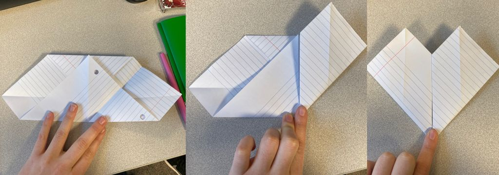 Picture of Fold in Sides