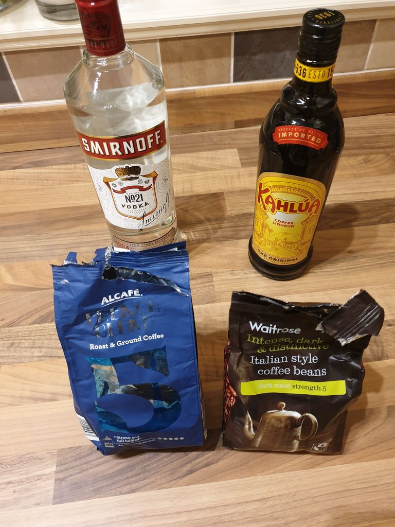 Picture of How to Make Espresso Martinis Without Espresso or a Coffee Machine